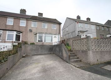 Thumbnail 3 bedroom semi-detached house for sale in Ham, Plymouth, Devon