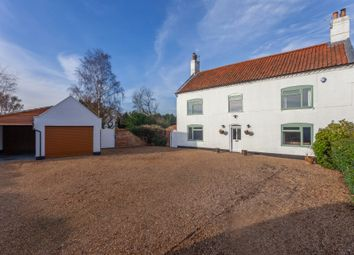 Thumbnail 7 bed detached house for sale in The Green, Freethorpe, Norwich