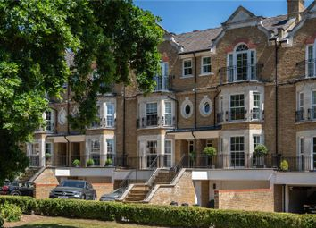 Thumbnail 4 bed terraced house for sale in Chapman Square, Wimbledon, London