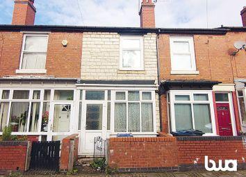 Thumbnail 2 bedroom terraced house for sale in 14 Brunswick Gardens, Handsworth, Birmingham