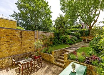 Thumbnail 4 bed maisonette for sale in Elm Park Road, London