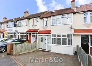 Thumbnail 3 bed terraced house for sale in Hillfield Avenue, Morden