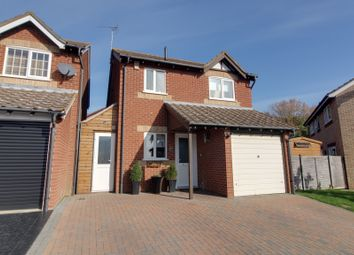 Thumbnail 3 bed detached house for sale in Devlin Road, Ipswich