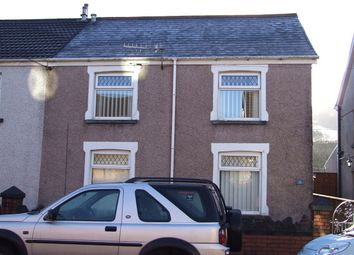 Thumbnail 3 bed semi-detached house for sale in Depot Road, Cwmavon, Port Talbot