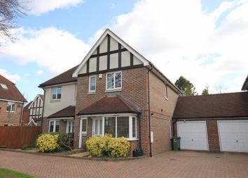 Thumbnail 3 bedroom semi-detached house for sale in Birch Close, Banstead