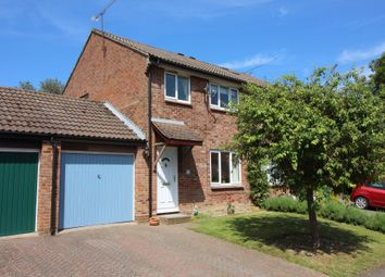 Thumbnail 3 bed semi-detached house for sale in Appledown Close, Alresford, Hampshire