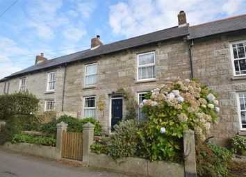 Thumbnail 3 bed cottage for sale in Vicarage Terrace, Constantine, Falmouth
