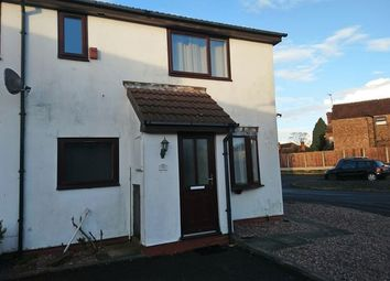 Thumbnail 1 bed terraced house to rent in Corbett Close, Little Dawley, Telford