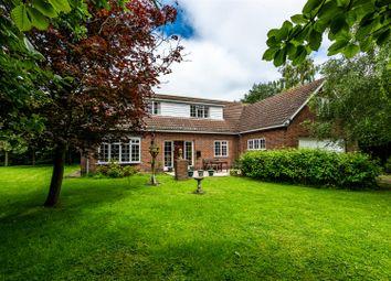 Thumbnail 5 bed detached house for sale in Beckside, Hanby Lane, Welton Le Marsh, Spilsby