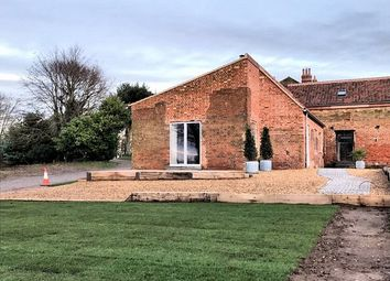 Thumbnail 2 bed barn conversion to rent in Hall Lane, Suffield, Norwich