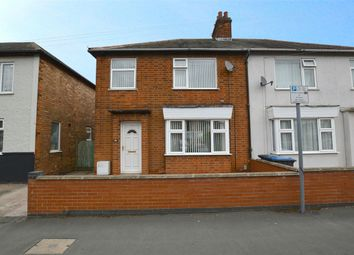 Thumbnail 4 bedroom semi-detached house for sale in Abbey Street, Town Centre, Rugby, Warwickshire