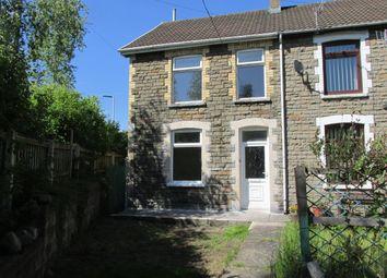 Thumbnail 2 bed end terrace house to rent in Bridge Terrace, Newbridge, Risca