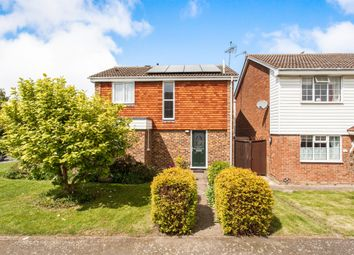Thumbnail 3 bed detached house for sale in Laxton Way, Faversham
