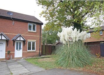 Thumbnail 2 bed semi-detached house to rent in Wensum Drive, Didcot
