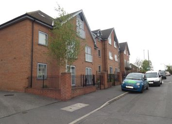 Thumbnail 2 bed flat to rent in The Gables, Plains Road, Mapperley