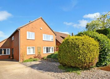Thumbnail 4 bed detached house for sale in The Gables, Haddenham, Aylesbury