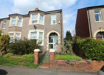 Thumbnail 3 bed semi-detached house for sale in Heather Road, Newport