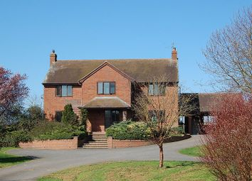 Thumbnail 4 bed detached house to rent in Lower Hayton, Ludlow, Shropshire