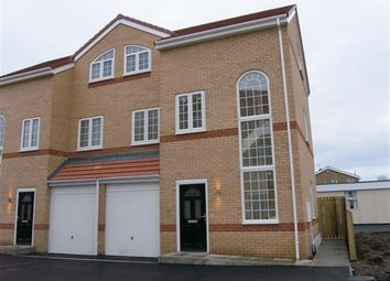 Thumbnail 3 bedroom semi-detached house to rent in Cramond Way, Collingwood Grange, Cramlington
