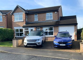 Thumbnail 4 bed detached house for sale in Sweetclough Drive, Burnley