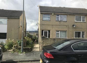 Thumbnail 3 bed semi-detached house to rent in Kirkstone Avenue, Huddersfield, West Yorkshire