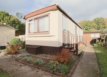 Thumbnail 1 bed mobile/park home for sale in Martins Park, Sandy Lane, Farnborough