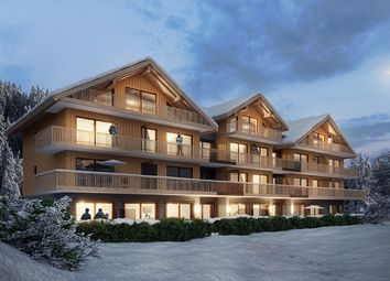 Thumbnail 1 bed triplex for sale in Les Carroz D'araches, Flaine, Haute-Savoie, Rhône-Alpes, France