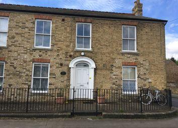 Thumbnail 1 bedroom flat to rent in High Street, Cottenham, Cambridge