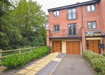 Thumbnail 4 bed town house for sale in Wakefield Close, Wilford, Nottingham