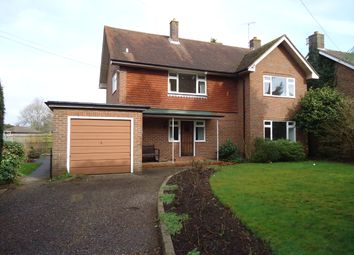 Thumbnail 4 bed detached house to rent in The Mardens, Crawley
