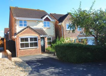 Thumbnail 3 bed detached house for sale in Kiel Drive, Andover