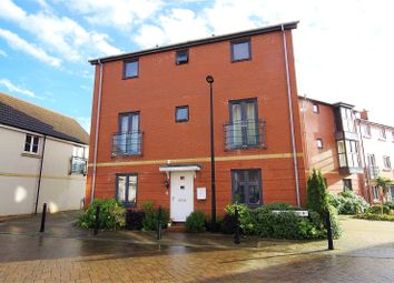 Thumbnail Flat for sale in Comfrey House, 42 Seacole Crescent, Swindon, Wiltshire