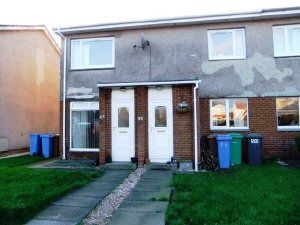 Thumbnail 2 bed flat to rent in 50 Grey Craigs, Cairneyhill, 8Xn