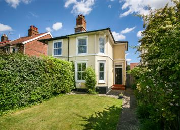 Thumbnail 3 bed semi-detached house for sale in Melton Road, Melton, Woodbridge