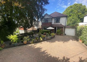 Thumbnail 4 bed detached house for sale in Warren Road, Purley, Surrey