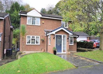 Thumbnail 4 bed detached house for sale in Woodside, Heaton Mersey, Stockport