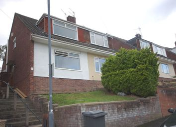 Thumbnail 3 bed semi-detached house for sale in Crispin Way, Kingswood, Bristol