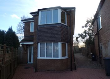 Thumbnail 4 bed detached house to rent in Coppice View Road, Sutton Coldfield