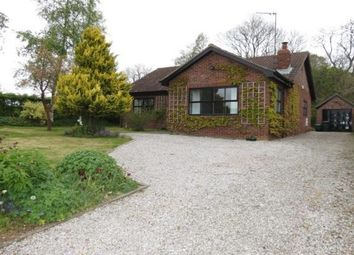 Thumbnail 3 bed detached bungalow to rent in Birches, West Lutton, Malton
