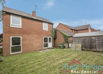 Thumbnail 3 bed detached house for sale in Lyndford Road, Stalham, Norwich