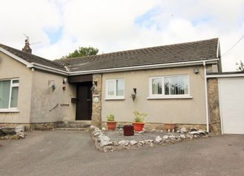 Thumbnail 3 bedroom detached bungalow for sale in Llanbethery, Barry