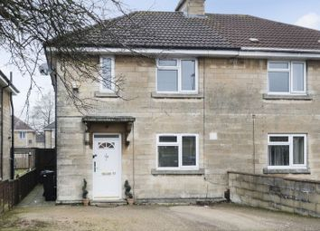 Thumbnail 4 bed semi-detached house for sale in Upper Bloomfield Road, Odd Down, Bath