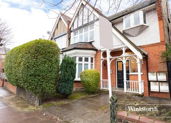 Thumbnail 2 bed flat for sale in Woodside Grove, North Finchley, London