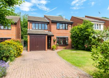Thumbnail 4 bed detached house for sale in Heathleigh Drive, Langdon Hills