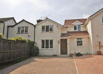 Thumbnail 2 bed semi-detached house to rent in Camphill Road, West Byfleet