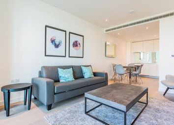 Thumbnail 1 bed flat to rent in Sky Gardens, 155 Wandsworth Road