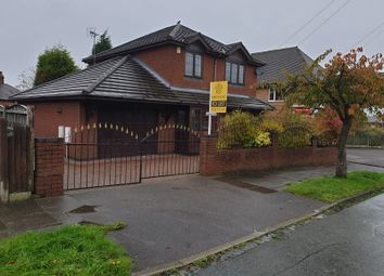 Thumbnail 4 bed detached house for sale in Abbotts Drive, Sneyd Green, Stoke On Trent