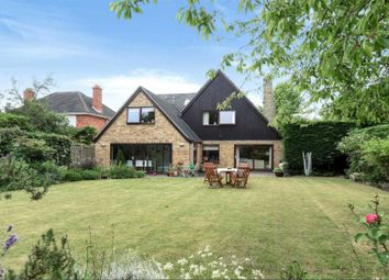 Thumbnail 4 bed detached house to rent in Longley Road, Farnham
