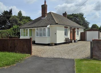 Thumbnail 2 bedroom bungalow for sale in Southfield Drive, Leiston