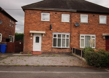 2 bed semi-detached house to rent in Brewester Road, Bucknall ST2